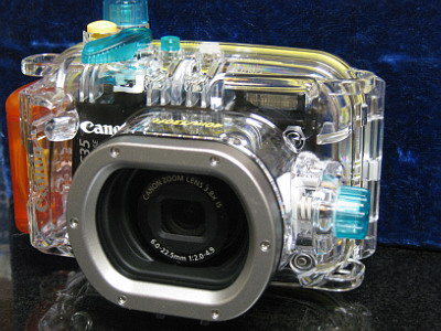 canon s90 underwater housing